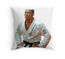 Royce Gracie- Original MMA Throw Pillow