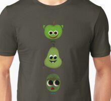 Apple, Pear & Kiwi Unisex T-Shirt