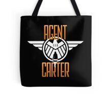 Agent Carter Tote Bag