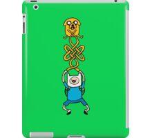 Finn and Jake BFFs iPad Case/Skin