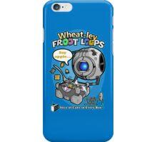 Wheatley Froot Loops, Portal iPhone Case/Skin