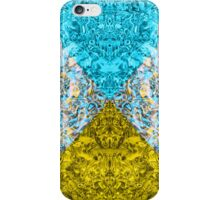 Psychedelic Triangle Dream Invert iPhone Case/Skin