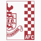 2Tone Airdrie by Airdrieonians
