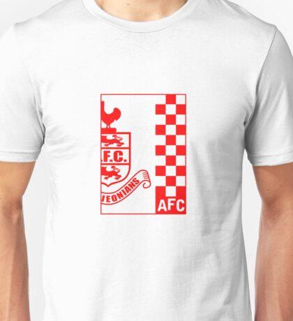 2Tone Airdrie Unisex T-Shirt