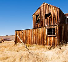Weathered House by socalgirl