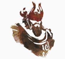 Beastmaster - Dota 2 by dotashirts11