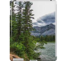 Bow River, Alberta Canada iPad Case/Skin