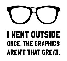 Outside Graphics Not Great by AmazingMart