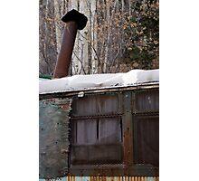 Loney Window Photographic Print