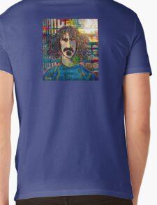 Zappa en regalia Mens V-Neck T-Shirt