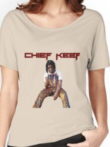 Chief Keef design Women's Relaxed Fit T-Shirt