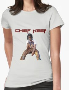 Chief Keef design Womens Fitted T-Shirt