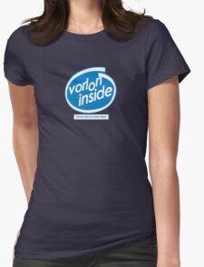 Vorlon Inside Womens Fitted T-Shirt