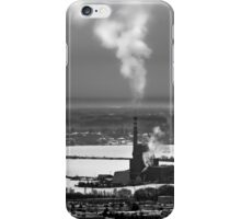 carbon footprint iPhone Case/Skin