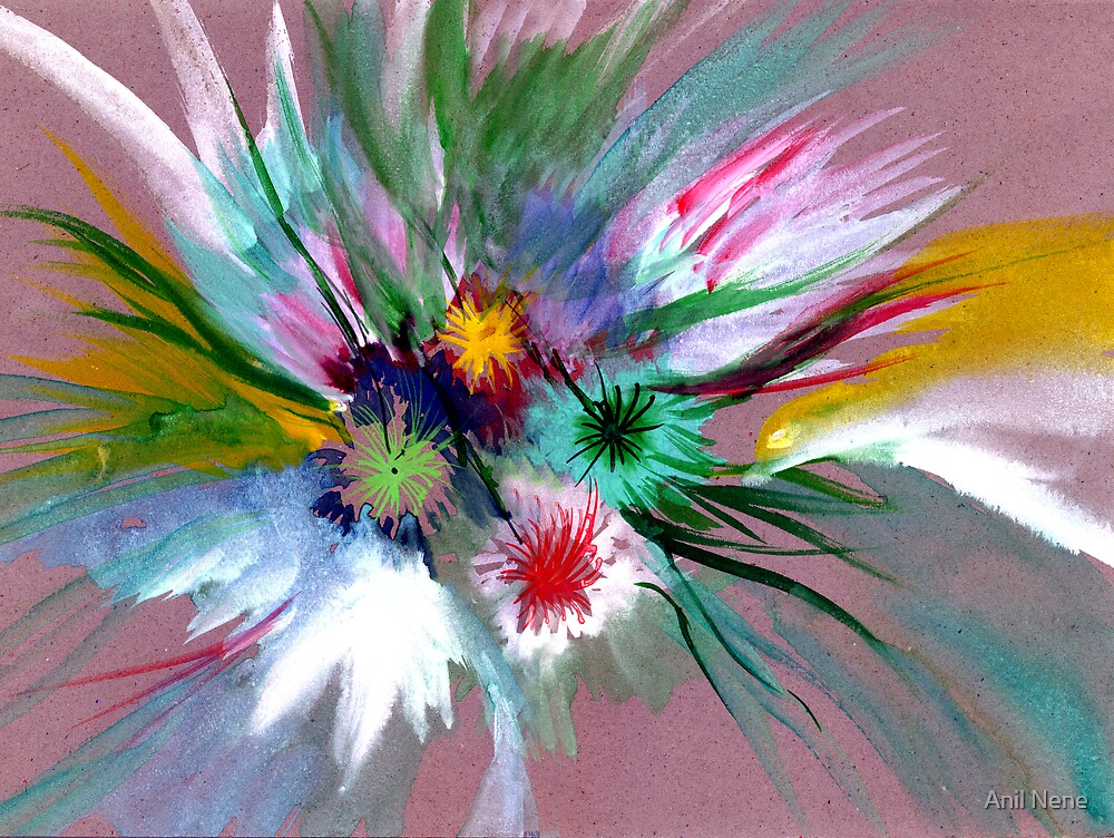 Flowers by Anil Nene