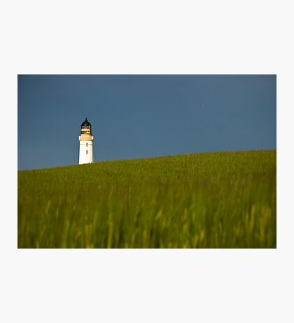 Scurdie Ness Lighthouse Photographic Print