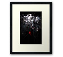 Miss Murder Framed Print