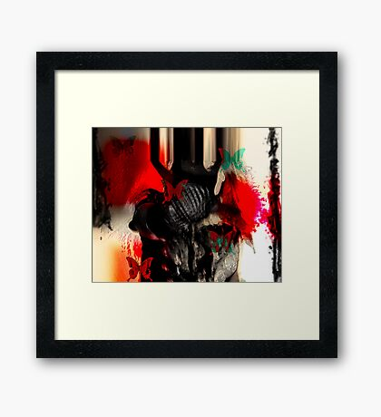 Vivid Light Framed Print