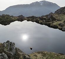 Haystacks Summit - Lake District by Rod Unwin