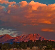 First Light of The Lord by John  De Bord Photography