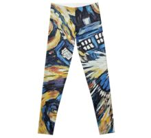 Doctor Who - Wibbly Wobbly Leggings
