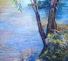 'Water Colours No. 2'  by Lynda Robinson