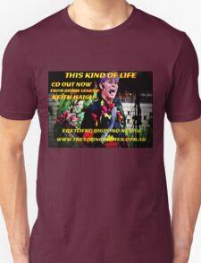 KEITH HAIGH CD LAUNCH T-Shirt
