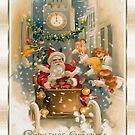 Christmas Greetings by EnchantedDreams