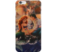 Disney Little Mermaid Princess Ariel Prince Eric  iPhone Case/Skin
