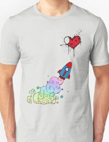 One Way Trip To Your Heart T-Shirt