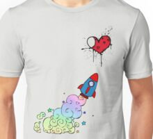 One Way Trip To Your Heart Unisex T-Shirt