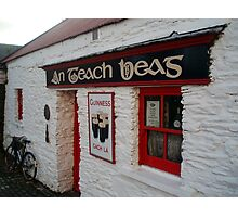 An Teach Beag Photographic Print