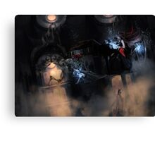 Requiem for the fallen Canvas Print