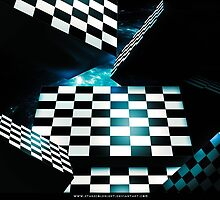 maze by Starscoldnight