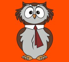 Owl Cartoon Kids Clothes