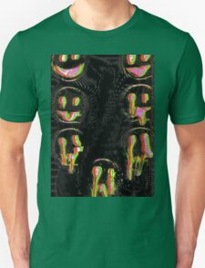 Trippy Face Unisex T-Shirt
