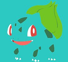 Bulbasaur by MissManectric