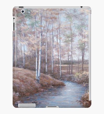 BIRCH CREEK iPad Case/Skin