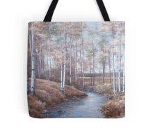 BIRCH CREEK Tote bag