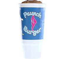Paunch Burger Photographic Print