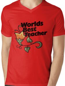 Worlds Best teacher T-Shirt