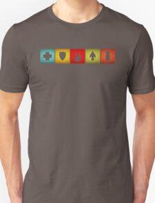 Evolve Classes Horizontal - Multi Color T-Shirt