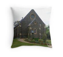 Millthorpe Anglican Church Throw Pillow