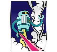 Robot Destruction Poster