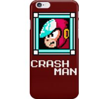 Crash Man iPhone Case/Skin