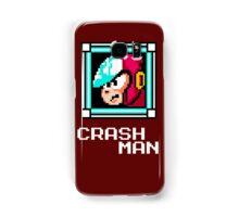 Crash Man Samsung Galaxy Case/Skin