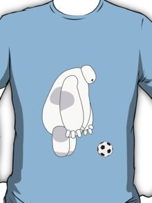 Big Hero 6 - Baymax (Light Blue) T-Shirt