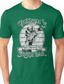 Gollum's Sushi Bar - Fresh Precious Fish Unisex T-Shirt