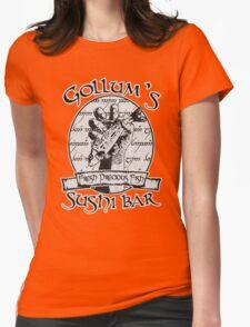 Gollum's Sushi Bar - Fresh Precious Fish Womens Fitted T-Shirt