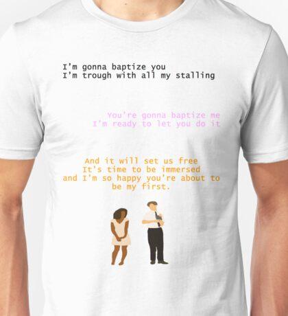 Baptize Me - Book Of Mormon Unisex T-Shirt